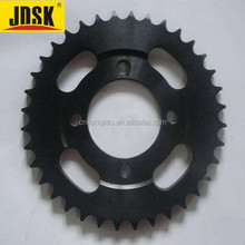 High Quality Hot Sale powder metallurgy Chain Sprocket For Motorcycle Roller Starter