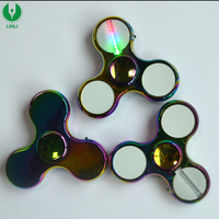 Newest Style Lighted Up Metal Spinner