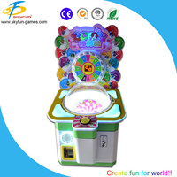 Claw machine game candy grabber game machine colorful lollipop game machine