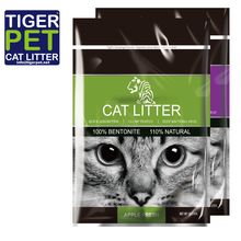 TIGER PET so fresh Lightweight Odor Control Cat Litter