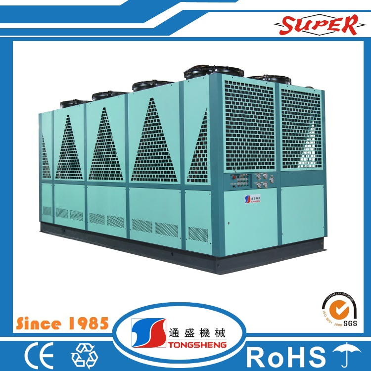 CE Certified water chiller / bakery equipment / food processing equipments 88.4KW
