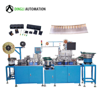 RJ45 Connector Automaic Assembly Machine With