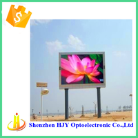 high resolution P8 outdoor 12 inch 7 segment led display