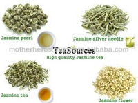 Dried Jasmine flowers Tea Cut