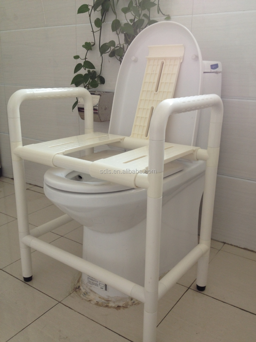 Handicap Nylon Patient Toilet Chair Buy Patient Toilet
