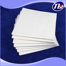 Hospital disposable urine absorbent underpads with breathable top-sheet