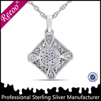 2016 925 sterling silver pendant silver 925 italy pendant jewelry