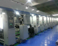 GWASY-A Automatic High Speed Rotogravure Printing Machine For Sale
