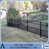 Alibaba China CE&ISO certificated wrought iron pool fencing