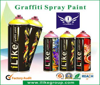 Benzene Spray Paint