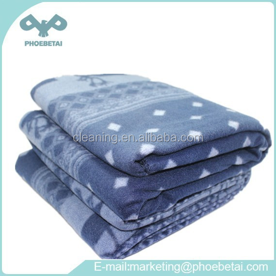 Wholesale high quality polyester cold electric throw blanket