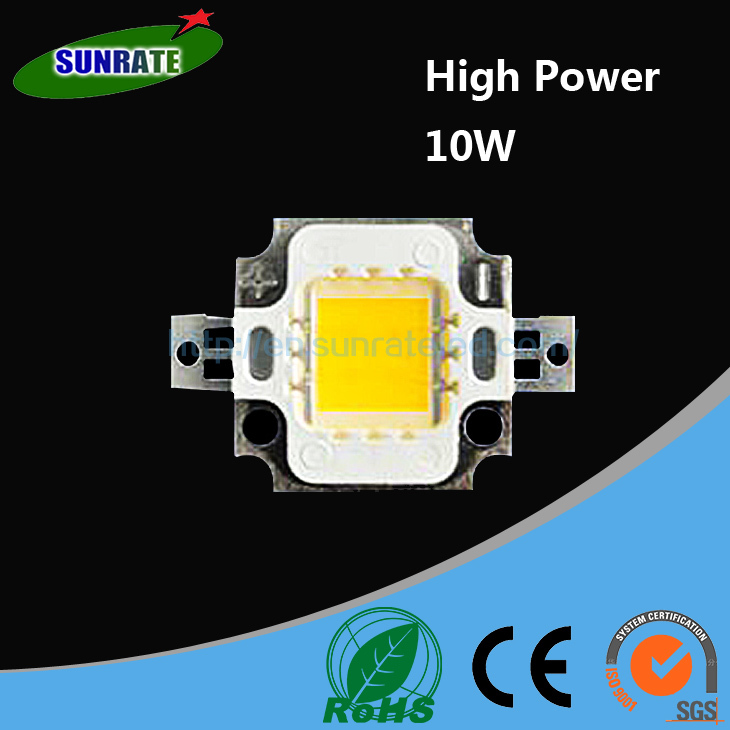 7 Years Verified Supplier 10W High Power LED Chip