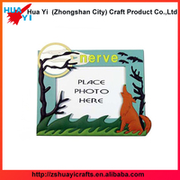 Hot Promotional Magnetic Picture Frame PVC Insert Photo Frame Magnetic Photo Frame - HuaYi Crafts Factory