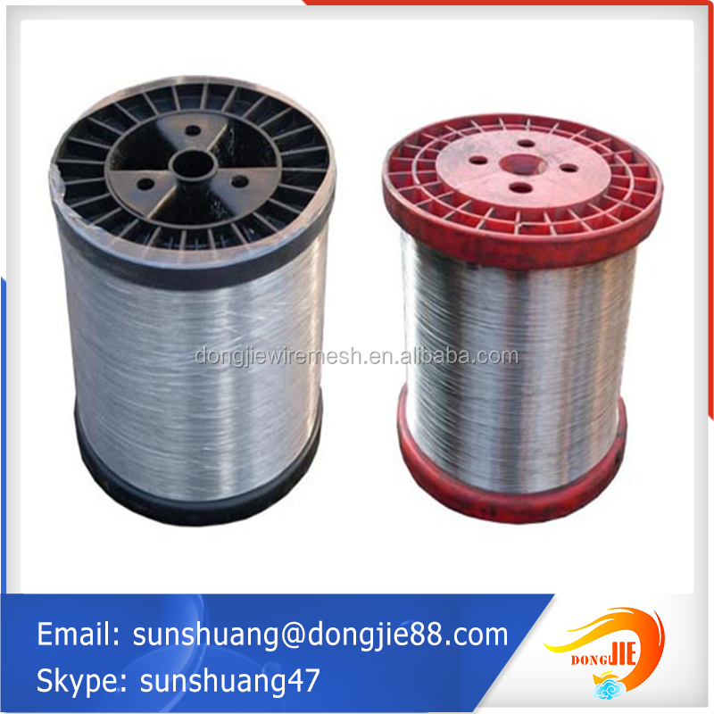 201 GRADE STAINLESS STEEL SOFT WIRE/201 Material Stainless Steel Wire (spool or coil) wire drawing machine