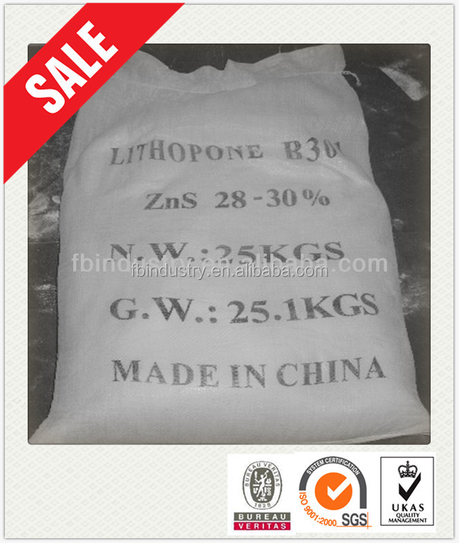 Best Price coating industry use lithopone