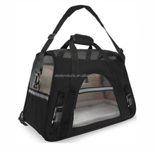 Airline Cat Carrier Under Seat Travel Dog Cat Carring Bag