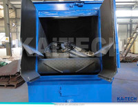 Q326 Tumble Abrator Machine Type Small Shot Blasting Machine/Blasting Equipment