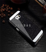 New Products Shiny Bling Hard Case Sparkling Glitter Phone Cover for Samsung Galaxy S3 S4 S5 S6 S6 Edge
