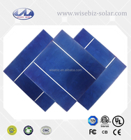 High efficiency best price 6x6 inch polycrystalline solar cell for solar panel