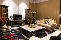 AS02 indian royal living room sofa furniture and luxury living room sofa