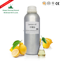 factory supply natural lemon oil fragrance for flavor additive essential oil