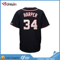 Can mix order #40 Ramos # 7 Turner #34 Harper Washington National baseball jersey