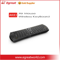 Egreat AK83 2.4G cheap laser projection wireless keyboard mouse combo reviews