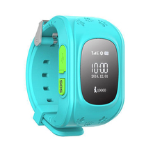 2013 kids smart watch q50 sos gps gsm watch for sale