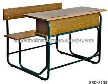 Professional suppliers of school desks and chairs,two seater wooden school  furniture desk and chair,double desk and chair, View school desk and chair  ...