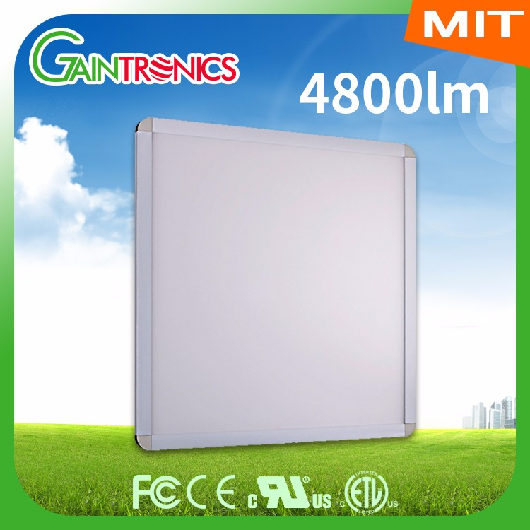22PL117 New product ce rohs fcc approved 600x600 led panel 40w
