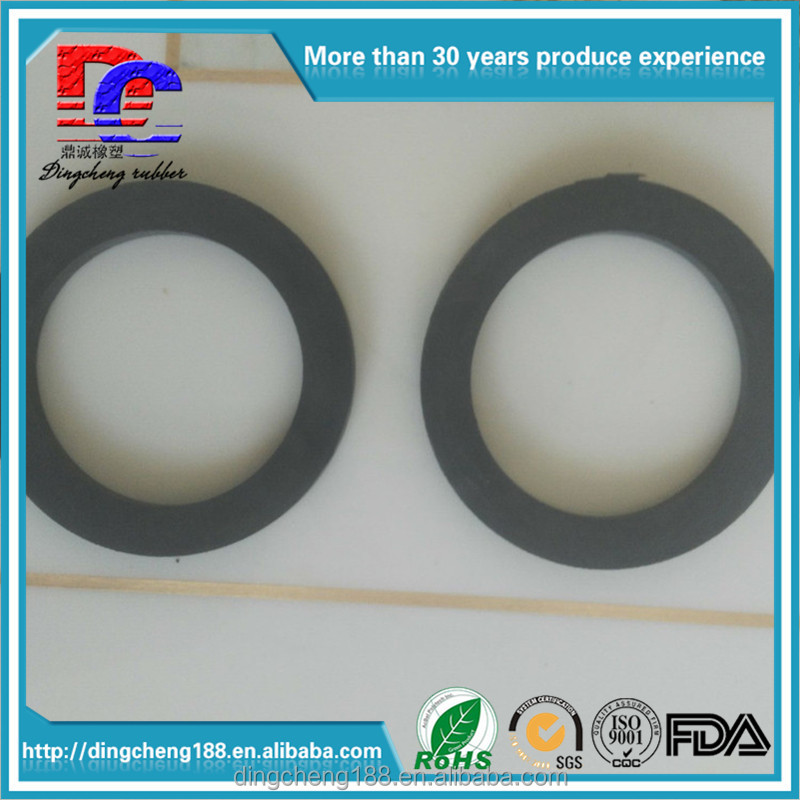 Rubber material rubber oil seal
