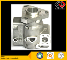 15 years manufacturer Die Cast Auto Engine parts water pump/motor casting body aluminium die casting parts