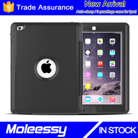 PU leather dormancy cover for iPad Pro 12.9 inch with stand stylish case