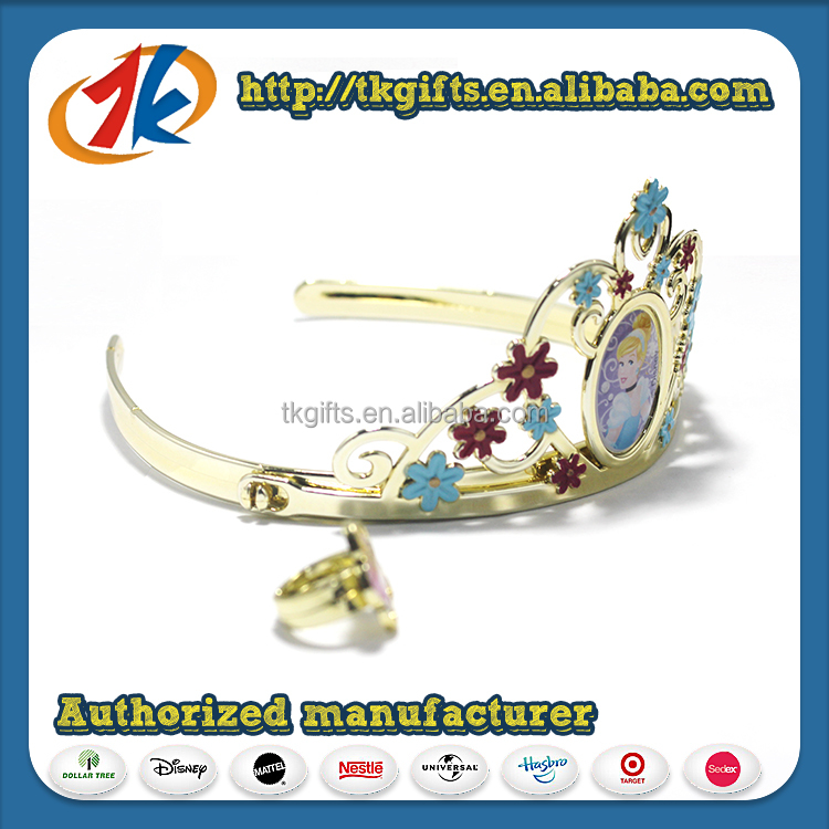 Hot sale 2016 Best gift princess crown for girls