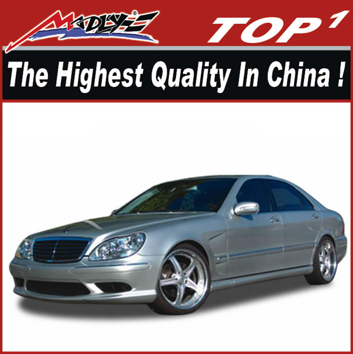 Body kit for 2000-2006 BENZ S W220 AMG