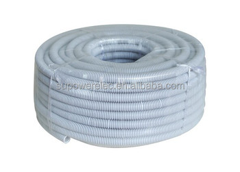 Australian 50mm medium duty Grey PVC Corrugated Conduits