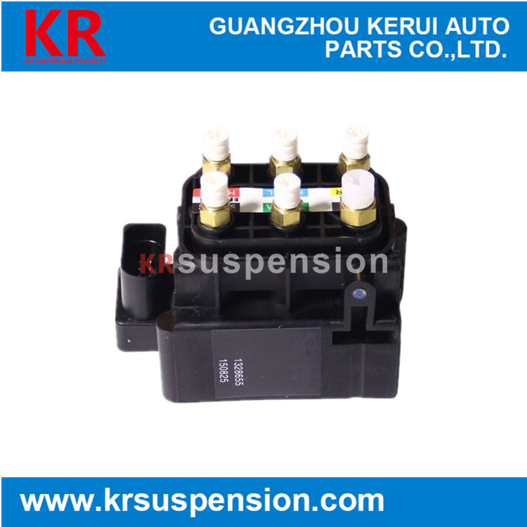 Mercedes BenzW221 <strong>Air</strong> Suspension Compressor Solenoid Valve Block 2123200358