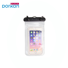 Waterproof Clear PVC Mobile Phone Bags Cases