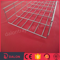 Cable Tray Basket Type Installation