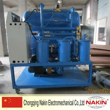Transformer Oil Purifier Machine/Oil Filter Unit-Separate water and gas from Used Oil
