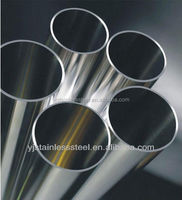 High quality construction material grade sus 430 SS pipe