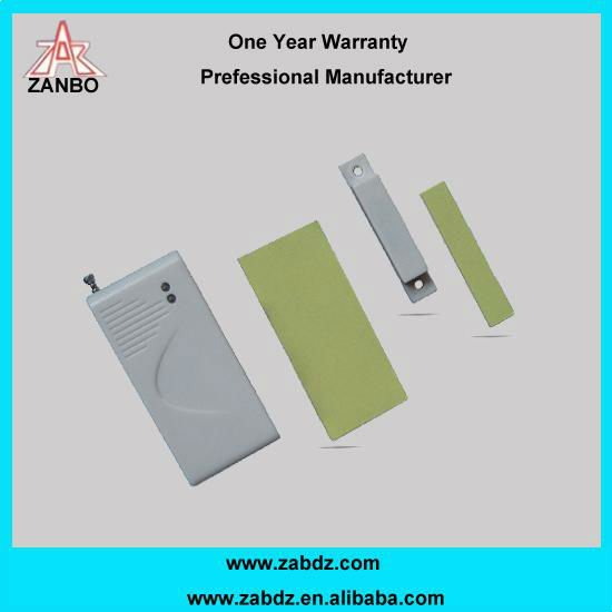wireless surface mount door magnetic contact (ZMC-1)