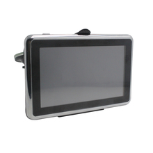 4.3 inch waterproof motorcycle gps navigation with bluetooth 4GB flash SDRAM128MB