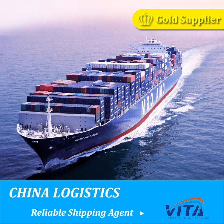 To door with clearance sea shipment from China to Malaysia