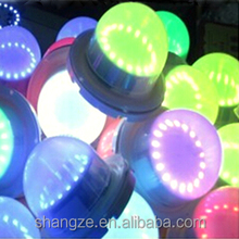 wireless colorful decoration led lamp base