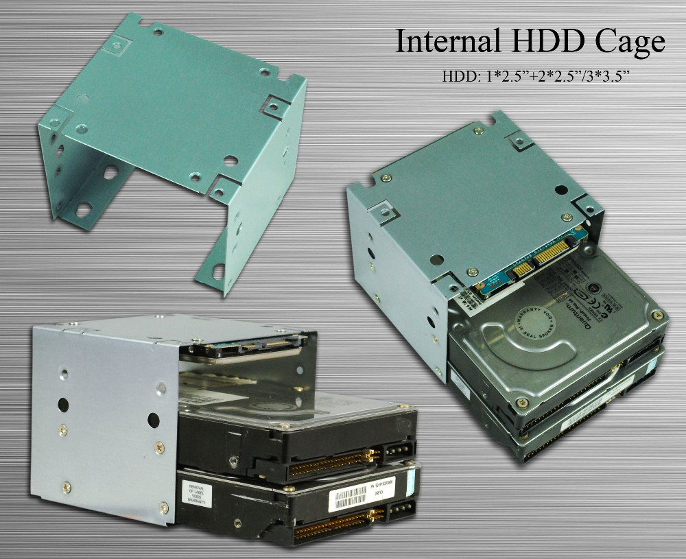 2U 9 BAYS Industrial Control Server Case (free sample is provided) rackmount chassis