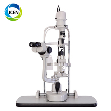 IN-2ER Portable halogen microscope with table Topcon digital slit lamp price