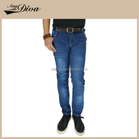 latest style fashion men robin jeans oem skinny high waist new pattern jeans