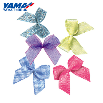 YAMA factory large stocked garments perfume underwear fashion accessories handmade small mini ribbon bows
