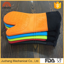Durable Silicone Cool Oven Mitts, Oven Mit, Heat Resistant Glove